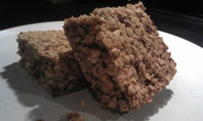 Fruit, Nut & Oat Bar